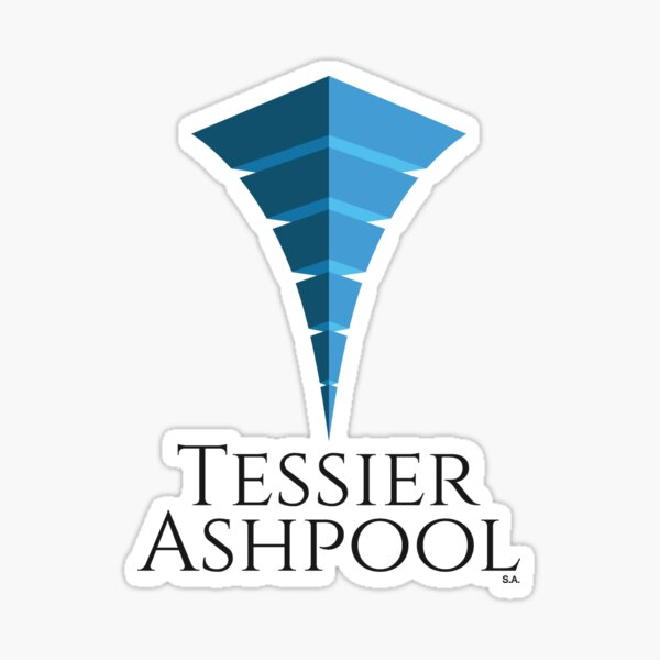 Tessier-Ashpool Logo Sticker