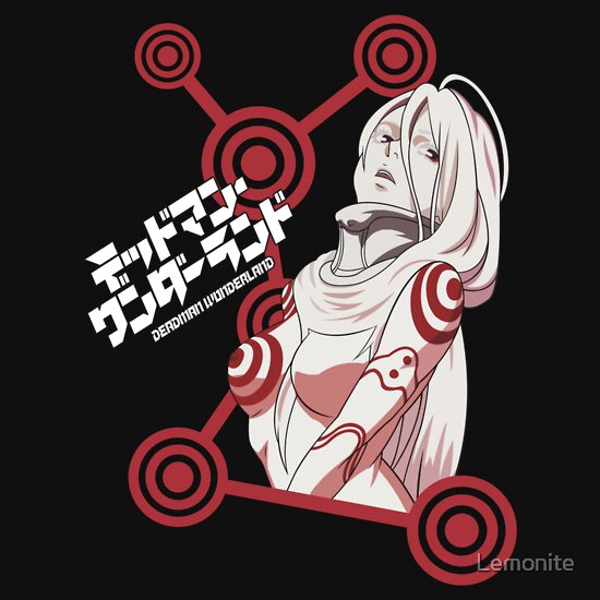 TShirtGifter presents: Shiro - Deadman Wonderland