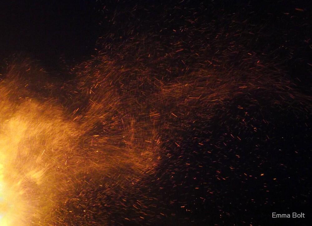 Jubilee Beacon - Sparks by Emma Bolt