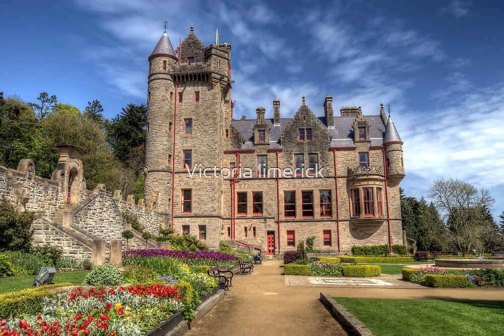 Belfast Castle & Grounds by Victoria limerick