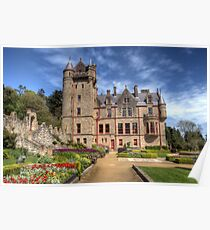 Belfast Castle & Grounds Poster