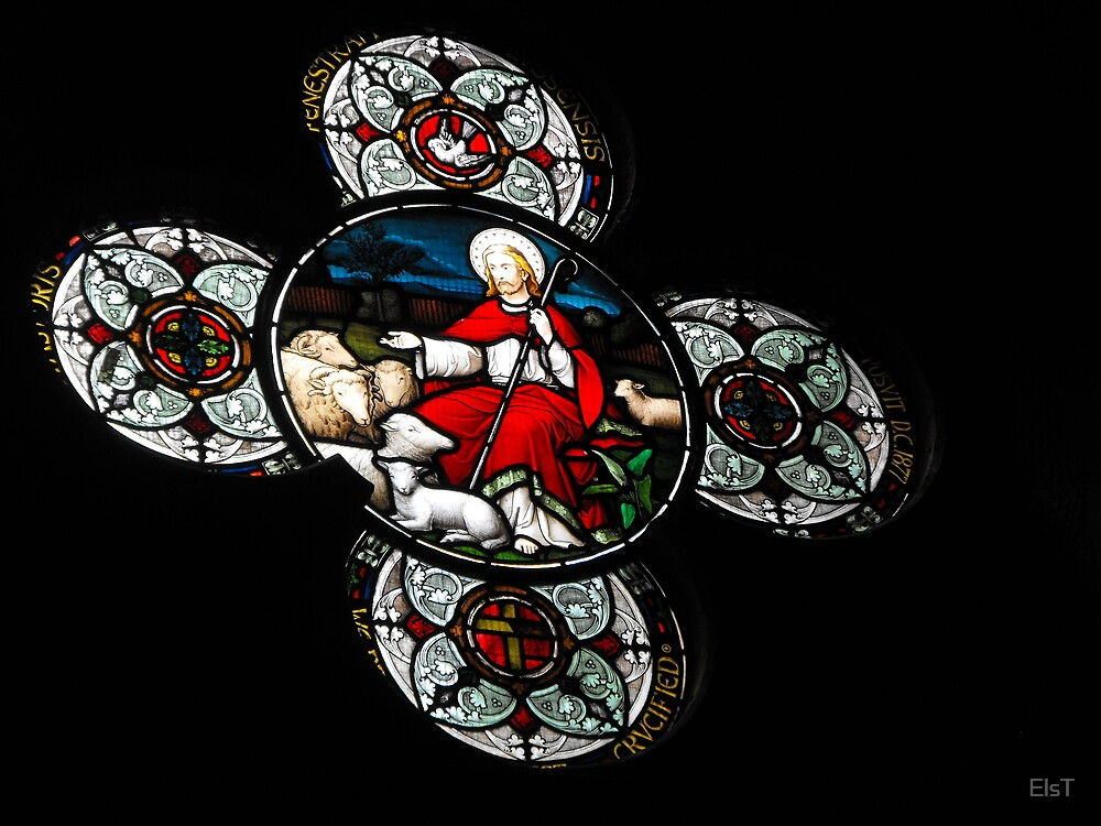Stained Glass by ElsT