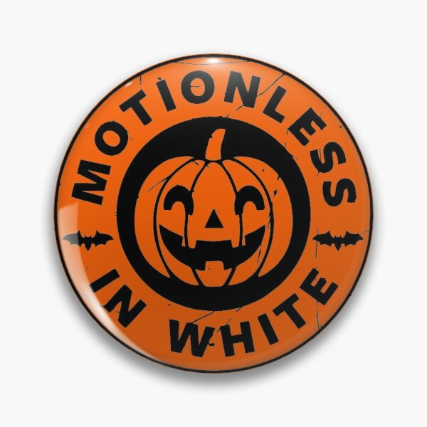 Motionless in White - Halloween Pin