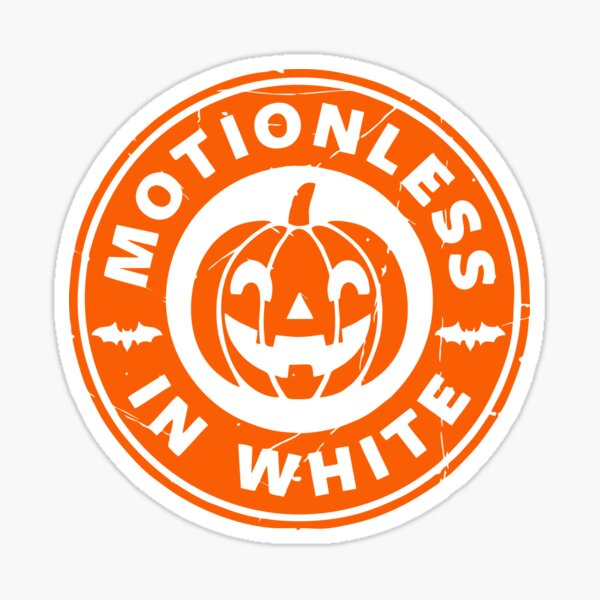 Motionless in White - Halloween Sticker