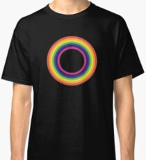 Circle Rainbow Classic T-Shirt