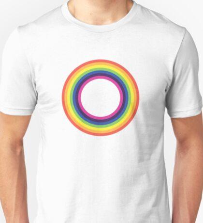 Circle Rainbow T-Shirt