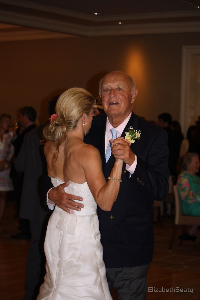Father Daughter Dance by ElizabethBeaty