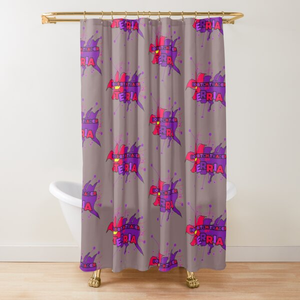 Boss Bitch Shower Curtain
