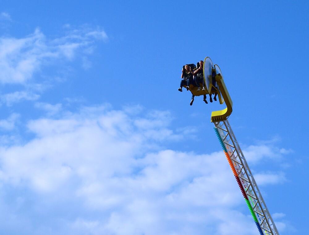 Sky-high fun by ulryka