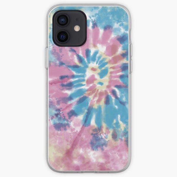 Spiral Surf iPhone Soft Case