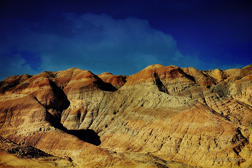 Badlands by Laurie Search