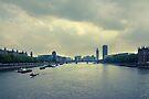 River Thames by Svetlana Sewell