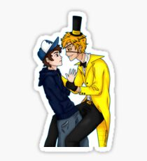 BillDip Sticker
