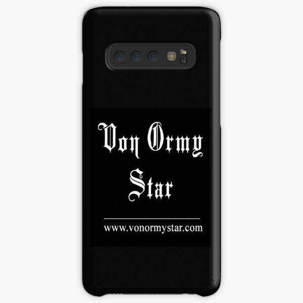 Von Ormy Star web logo Samsung Galaxy Snap Case
