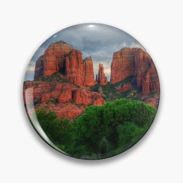 Beautiful Red Rocks of Sedona Arizona Pin