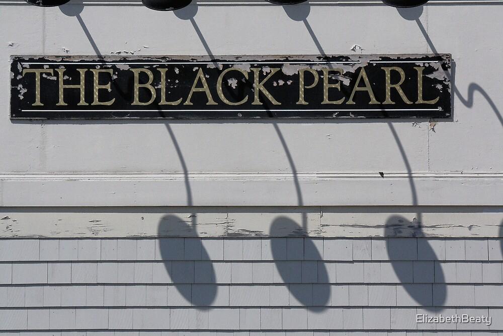 The Black Pearl  by ElizabethBeaty