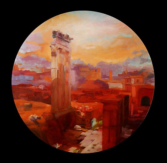 roma by giorgiusmiron