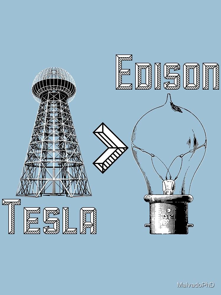 Tesla superiority | Unisex T-Shirt