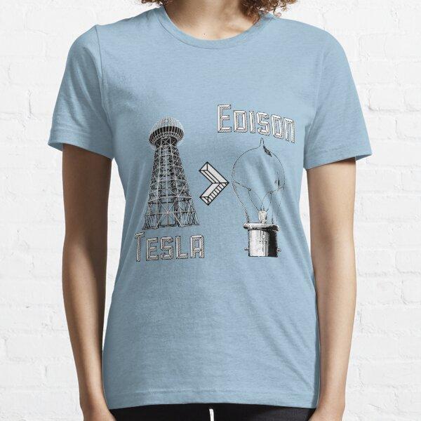 Tesla superiority Essential T-Shirt