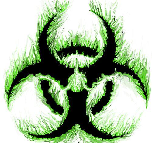 caustic biohazard  by zzjoshjosh