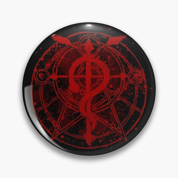 Alchemy Pin