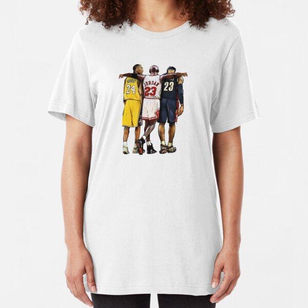 Bryant Jordan James Slim Fit T-Shirt