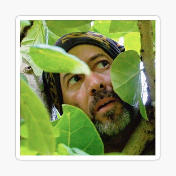 Survivor, Tony Vlachos Spy Nest, Winners at War Sticker Sticker