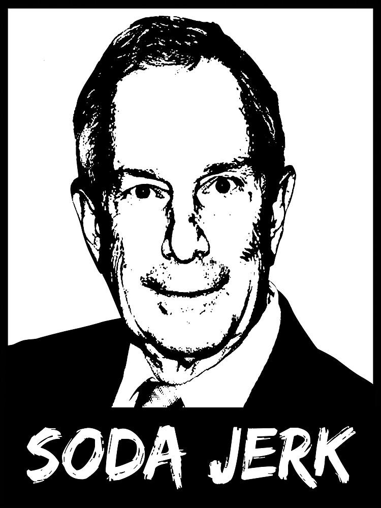 Michael Bloomberg - Soda Jerk | Unisex T-Shirt