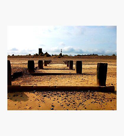 An Ancient Landscape! Photographic Print