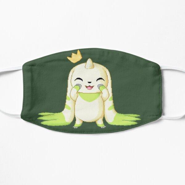 Terriermon - Big smile ! Flat Mask