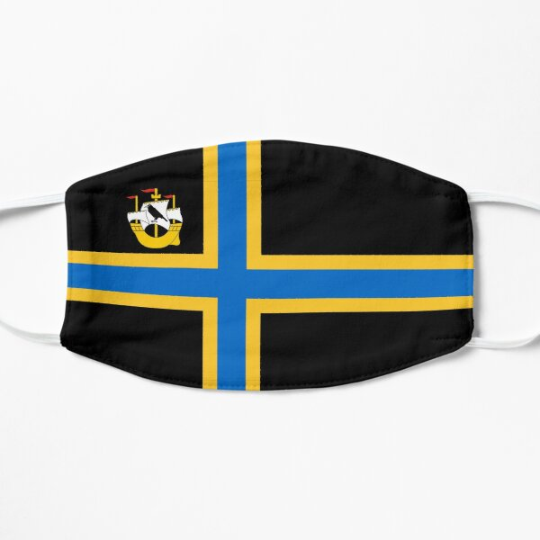 Flag of Caithness, Scotland Mask