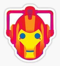 Cyber Chromatic Up Grade Sticker