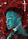 Othello Blue by Jaeda DeWalt