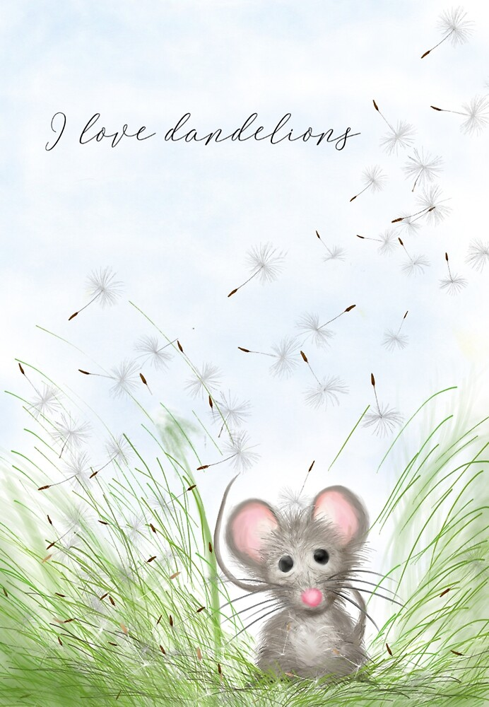 Let 'Em Live (dandelions, that is) by WolfShadow27