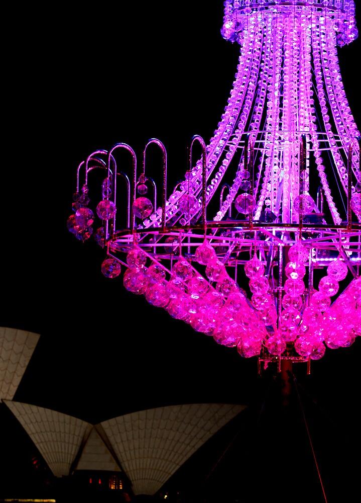 Vivid light Show Sydney  by Nina  Matthews Photography
