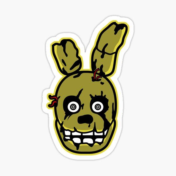 SPRING has SPRUNG Sticker