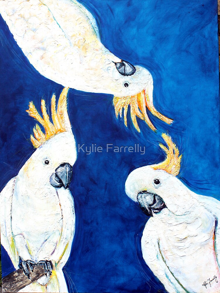 Hello by Kylie Farrelly