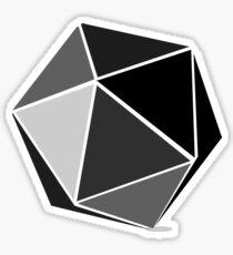 D20 Sticker