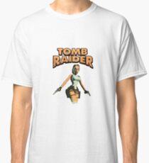 Tomb Raider classic pixel madness Classic T-Shirt