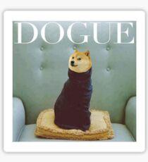 Dogue Sticker