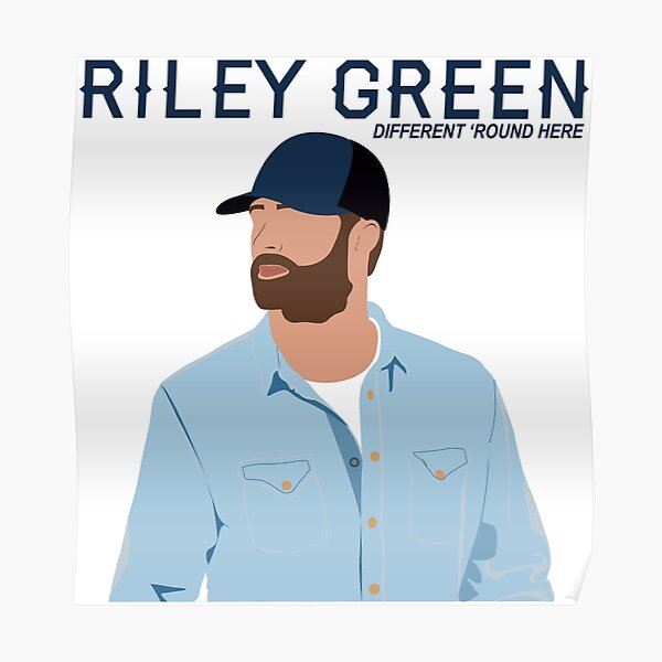 Riley Green Poster