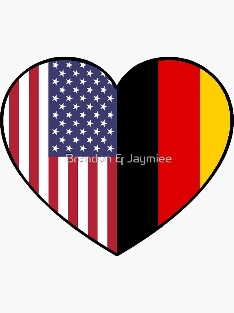USA & Germany by schembri211