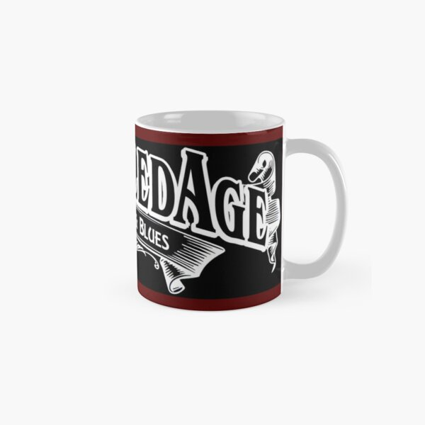 Scrambled Age rock & Blues band! Classic Mug