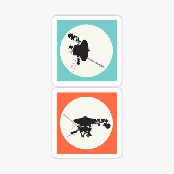 Voyager Sticker