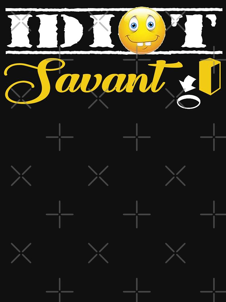 Idiot Savant Design by Mbranco