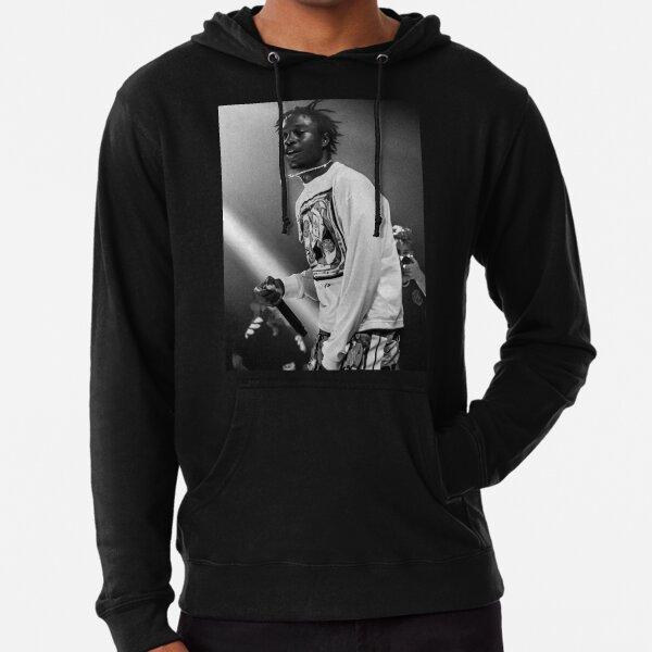 Pop Threads Peace Be The Journey Jamaican Quote Mens Fleece Hoodie Sweatshirt