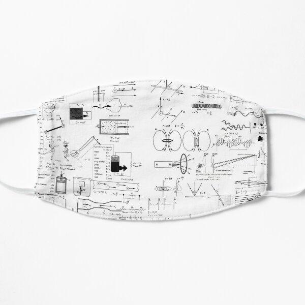 Physics Prints,  General Physics Formula Set Small Mask