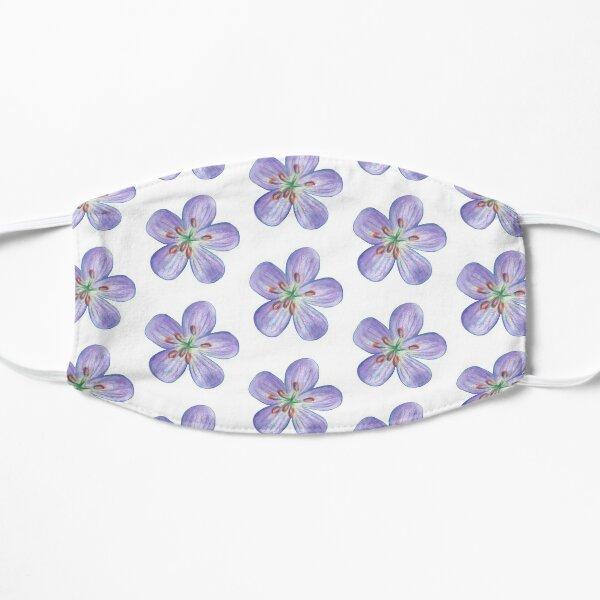 Purple Phlox Mask