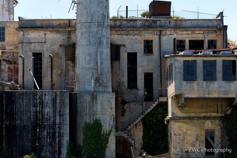 Alcatraz  by ZWC Photography