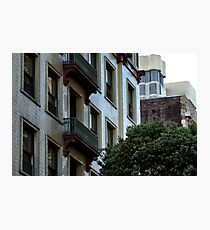 San Francisco Architecture  Photographic Print